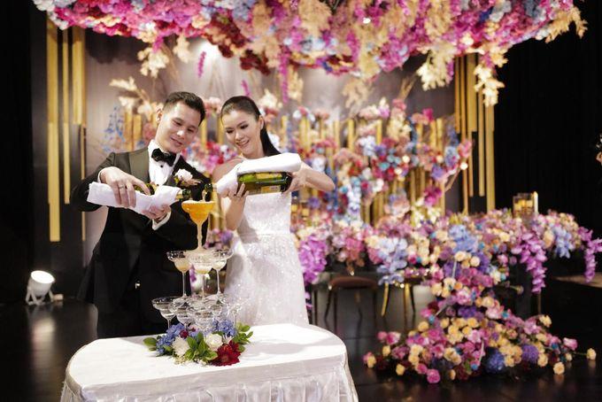 The Wedding Andrew & Caroline by Priscilla Myrna - 012