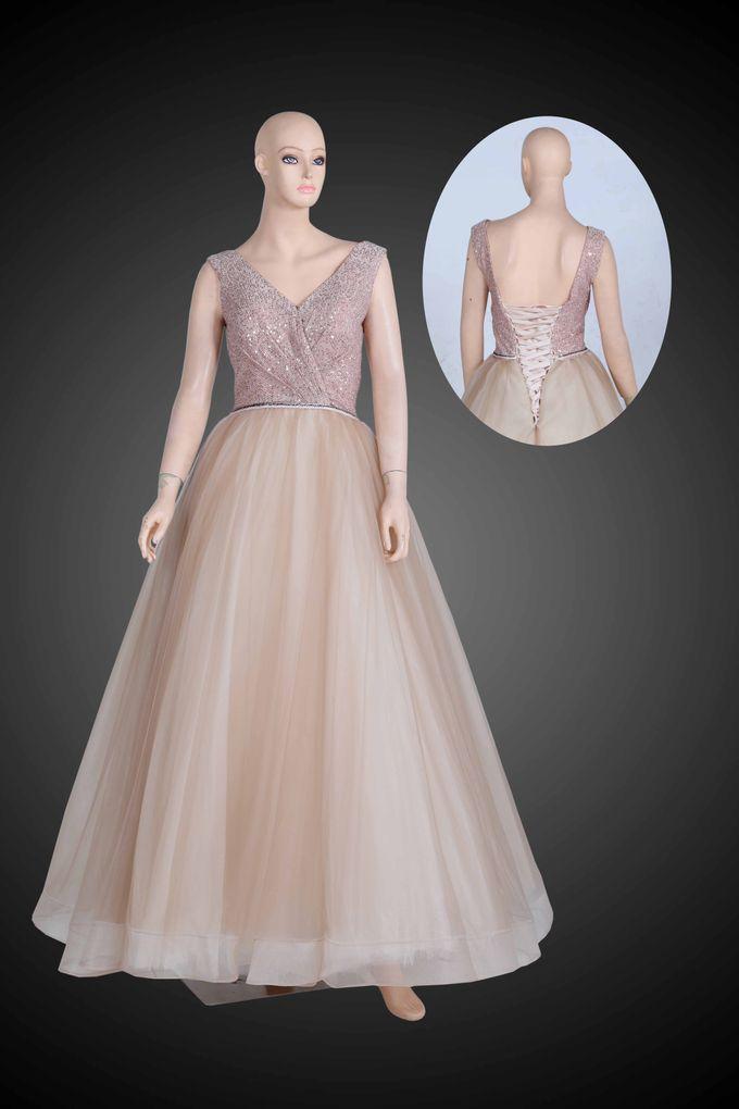 Gaun PESTA disewakan by Sewa Gaun Pesta - 034