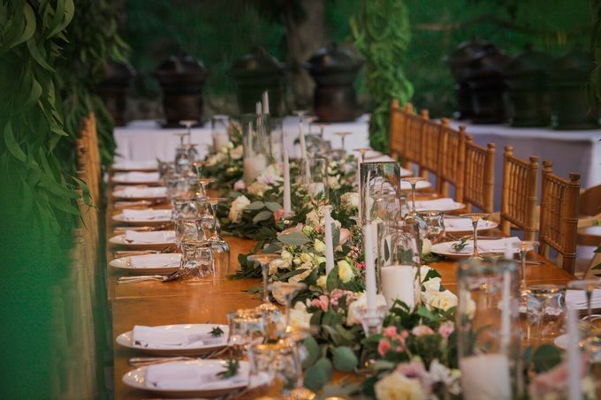 Sweet Garland Dinner by CITTA Wedding - 013