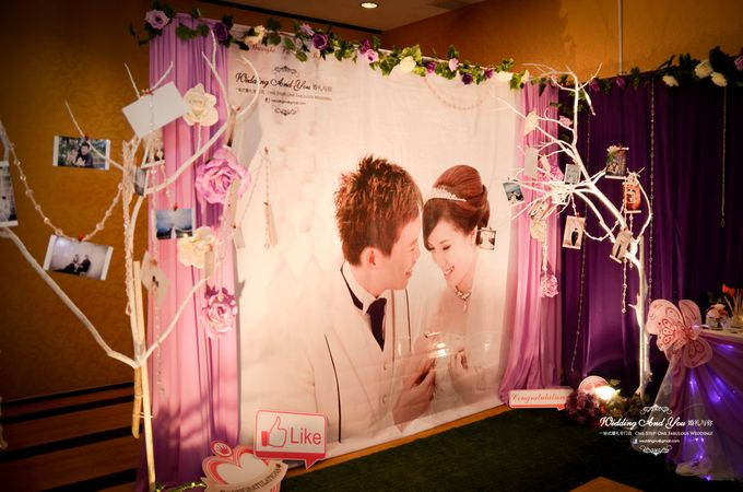 Photo Booth  Design by Wedding And You - 005