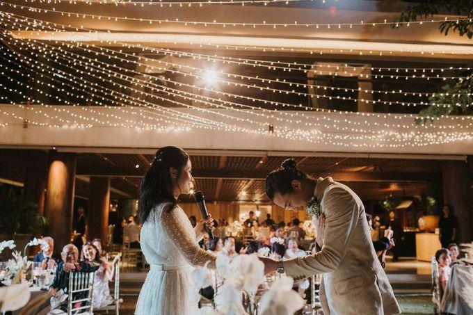 Chris & Calista Real Wedding at The Stone House by Tirtha by Tirtha Bali - 043