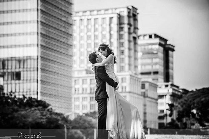 Lasting Elegance   Prewedding by precious wedding - 007