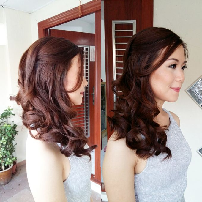 Bridal Makeup & Hair by My Cherry Style - 025