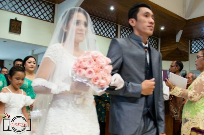 Anna & Ronald Wedding (Holy Matrimony) by Orion Art Production - 002