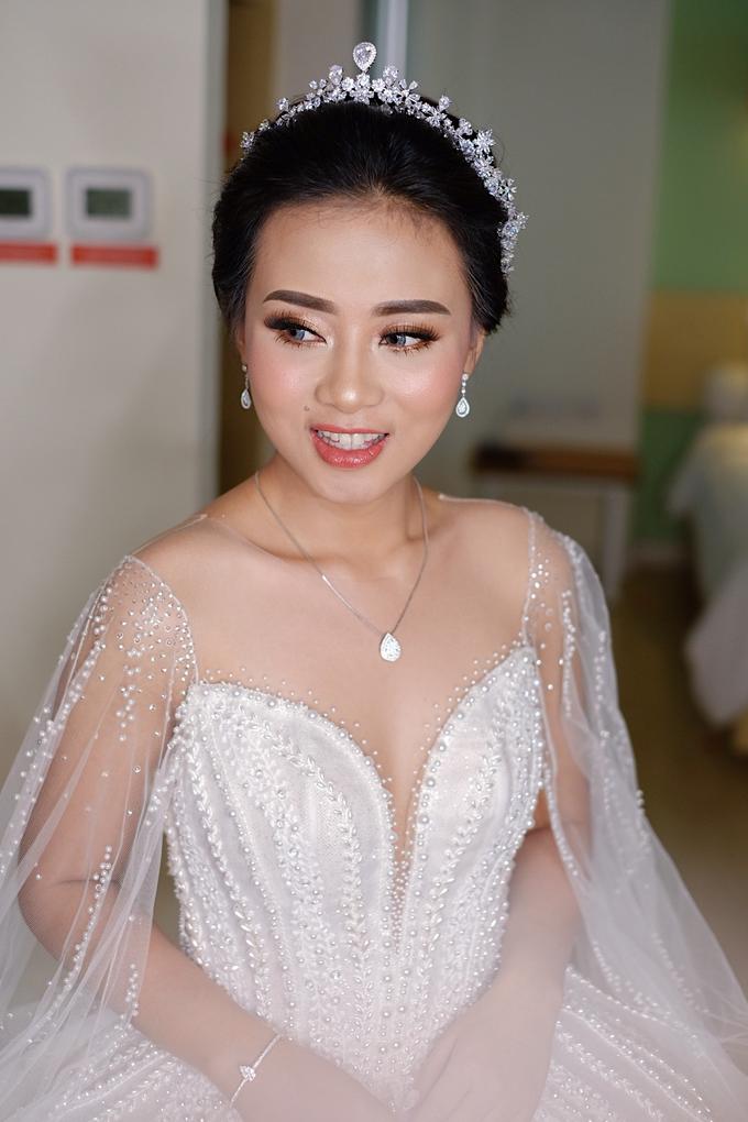 The Wedding of Hilaschya & Yoshua  by MY MUSE BY YOFI - 004