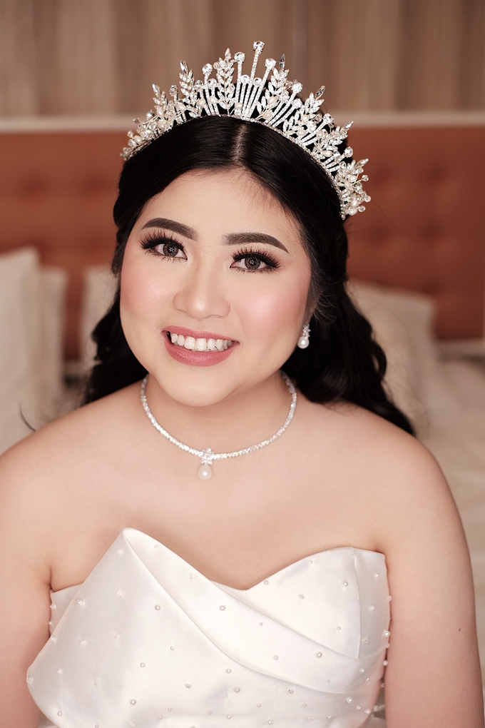 The Wedding of Agnes & Erick by Lydia Merry Makeup Artist - 001