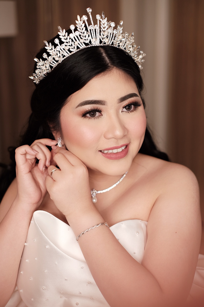 The Wedding of Agnes & Erick by Lydia Merry Makeup Artist - 005