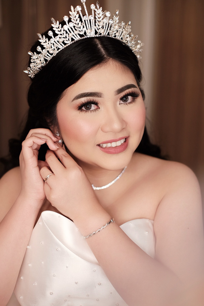 The Wedding of Agnes & Erick by Lydia Merry Makeup Artist - 006