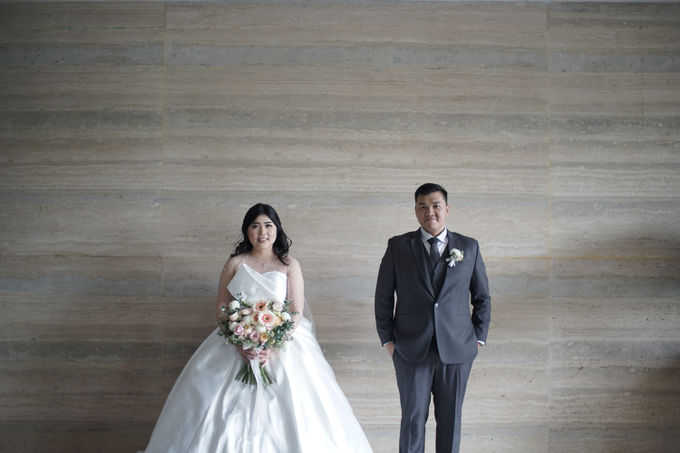 The Wedding of Agnes & Erick by Lydia Merry Makeup Artist - 007