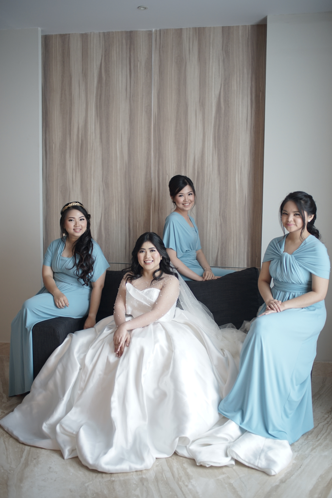 The Wedding of Agnes & Erick by Lydia Merry Makeup Artist - 009