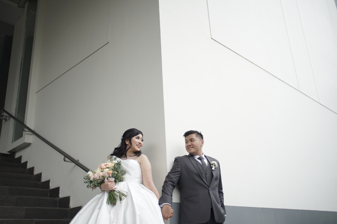 The Wedding of Agnes & Erick by Lydia Merry Makeup Artist - 012