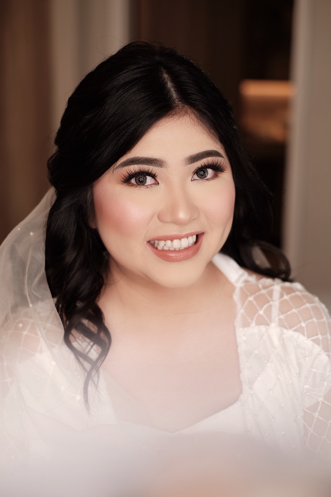 The Wedding of Agnes & Erick by Lydia Merry Makeup Artist - 013