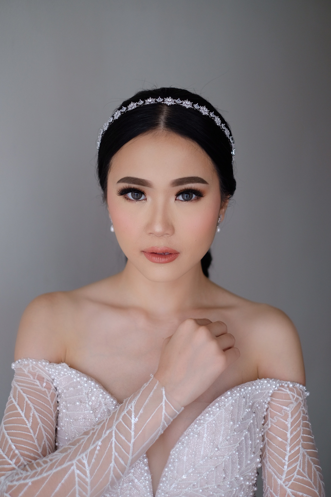 Mrs Wulan by Lydia Merry Makeup Artist - 005