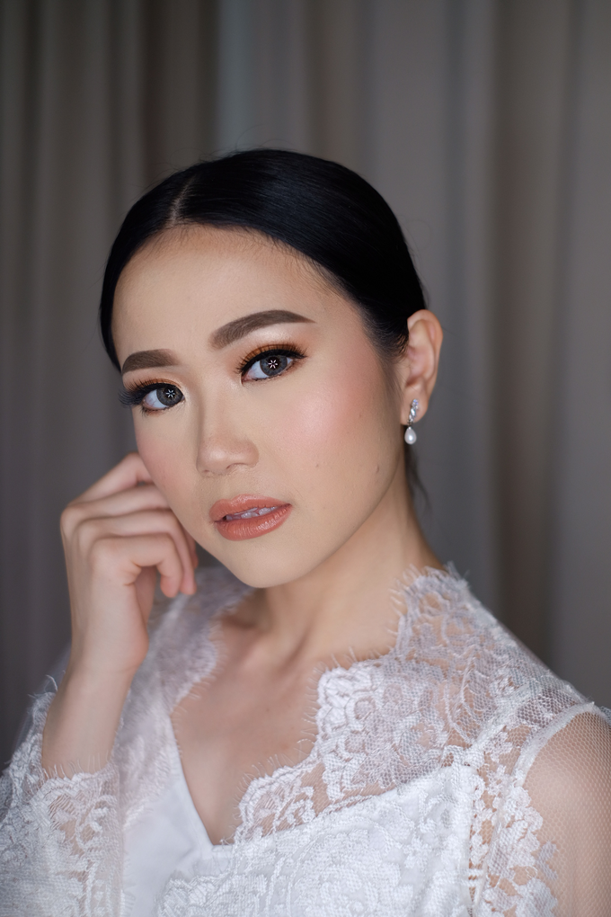 Mrs Wulan by Lydia Merry Makeup Artist - 001