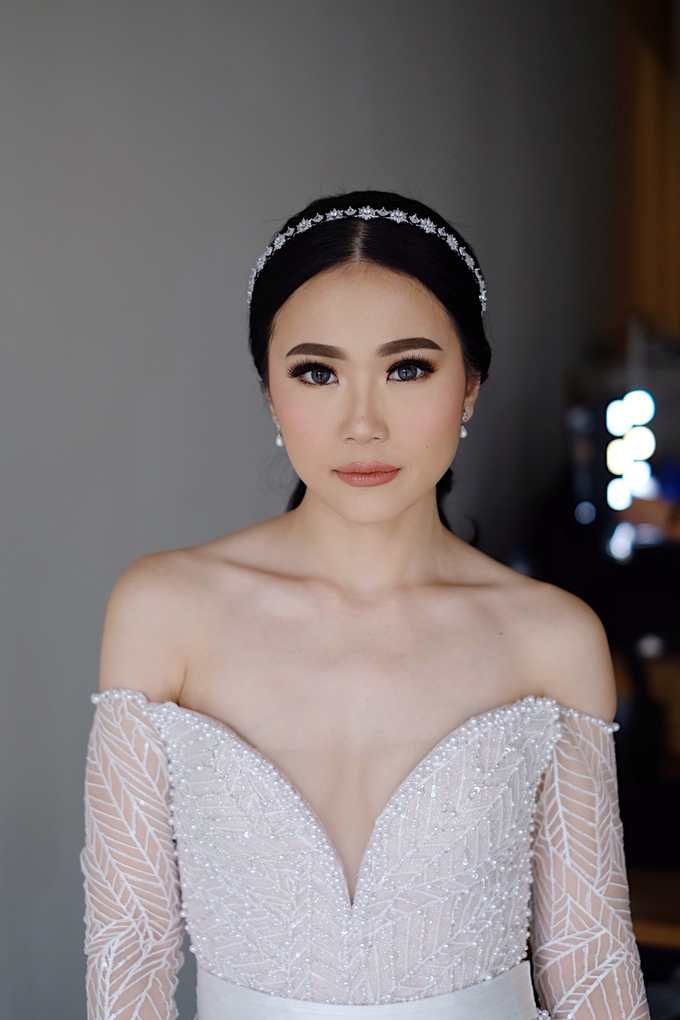 Mrs Wulan by Lydia Merry Makeup Artist - 003
