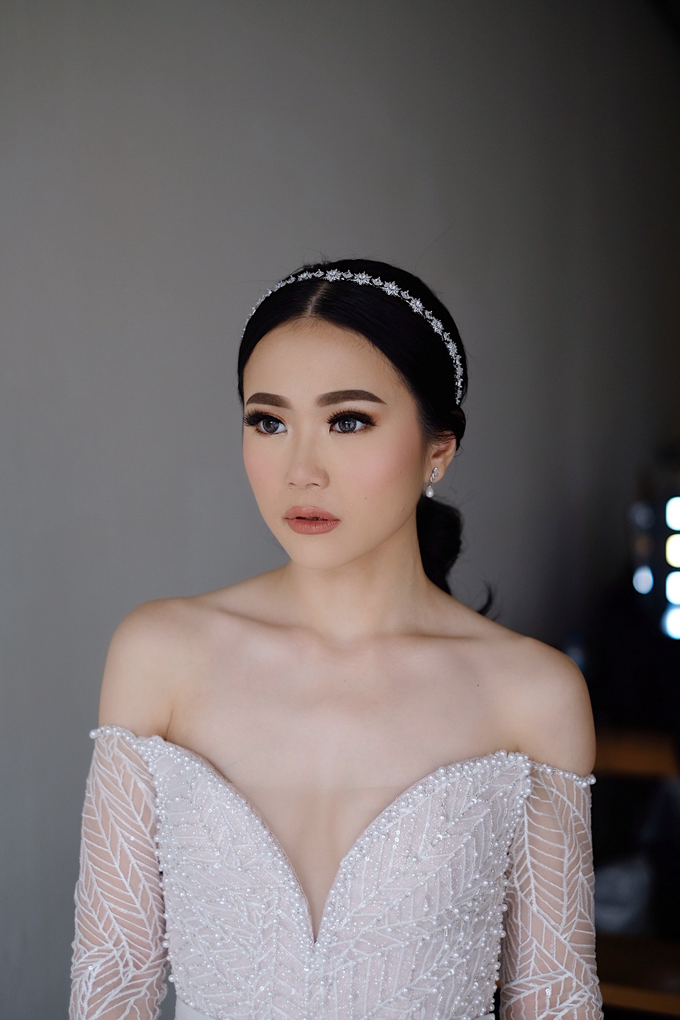 Mrs Wulan by Lydia Merry Makeup Artist - 004