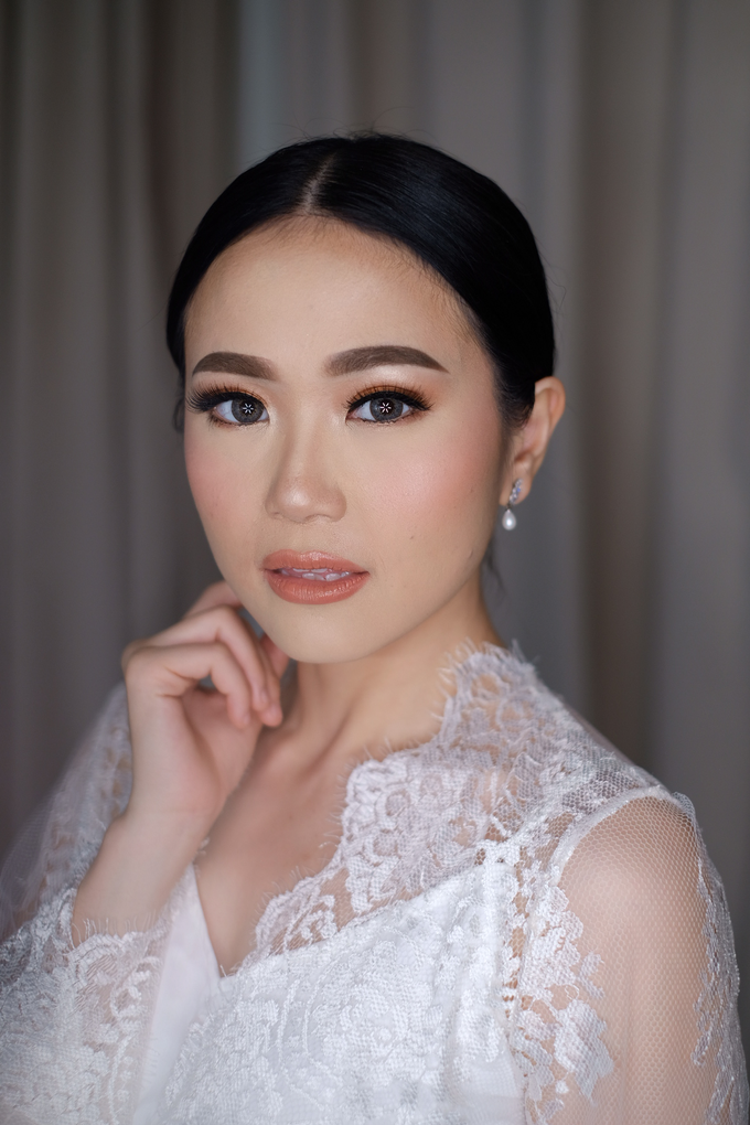 Mrs Wulan by Lydia Merry Makeup Artist - 002