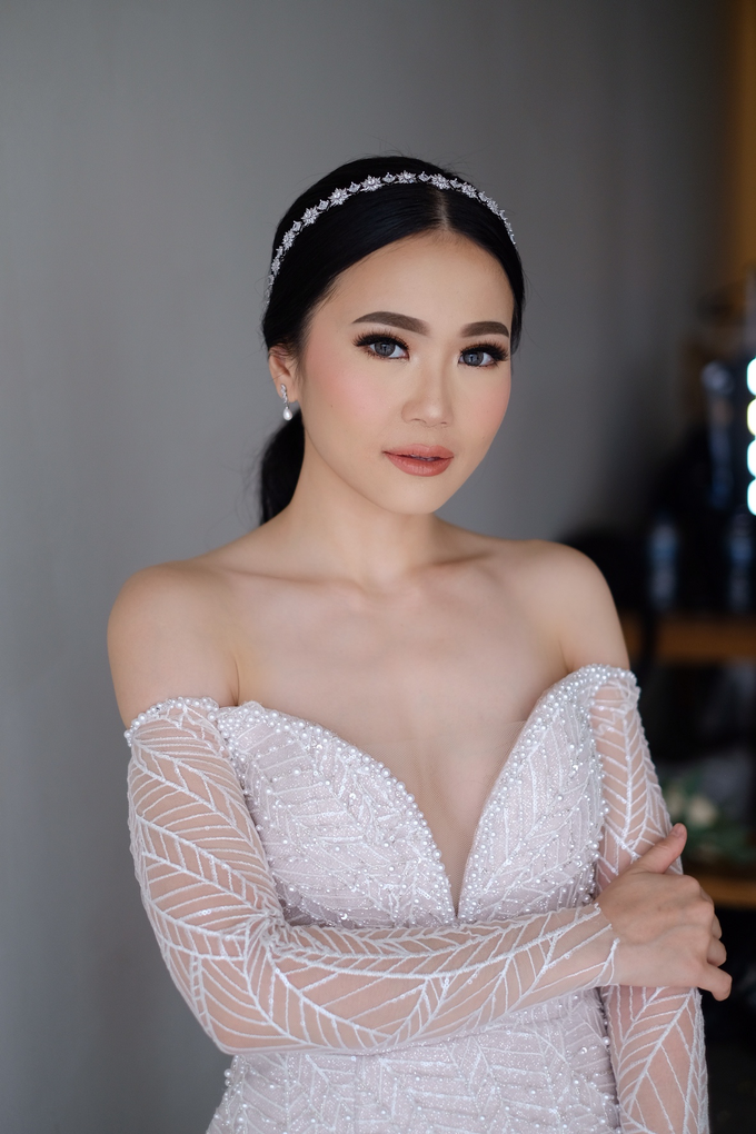 Mrs Wulan by Lydia Merry Makeup Artist - 007