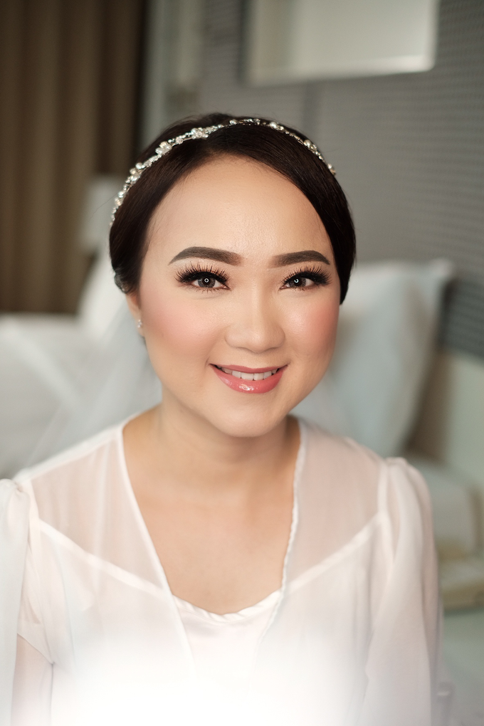 The Wedding of Fera & Juliarto by Lydia Merry Makeup Artist - 003