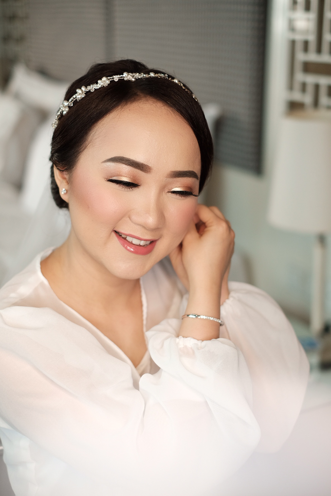 The Wedding of Fera & Juliarto by Lydia Merry Makeup Artist - 005