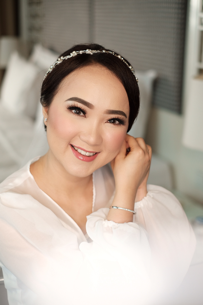 The Wedding of Fera & Juliarto by Lydia Merry Makeup Artist - 004