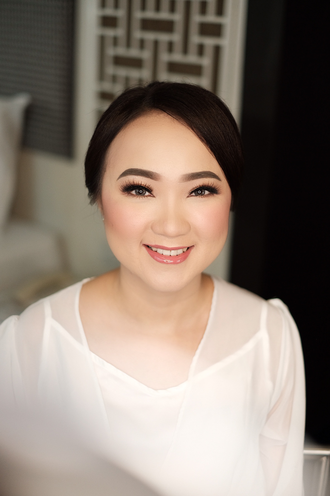 The Wedding of Fera & Juliarto by Lydia Merry Makeup Artist - 001