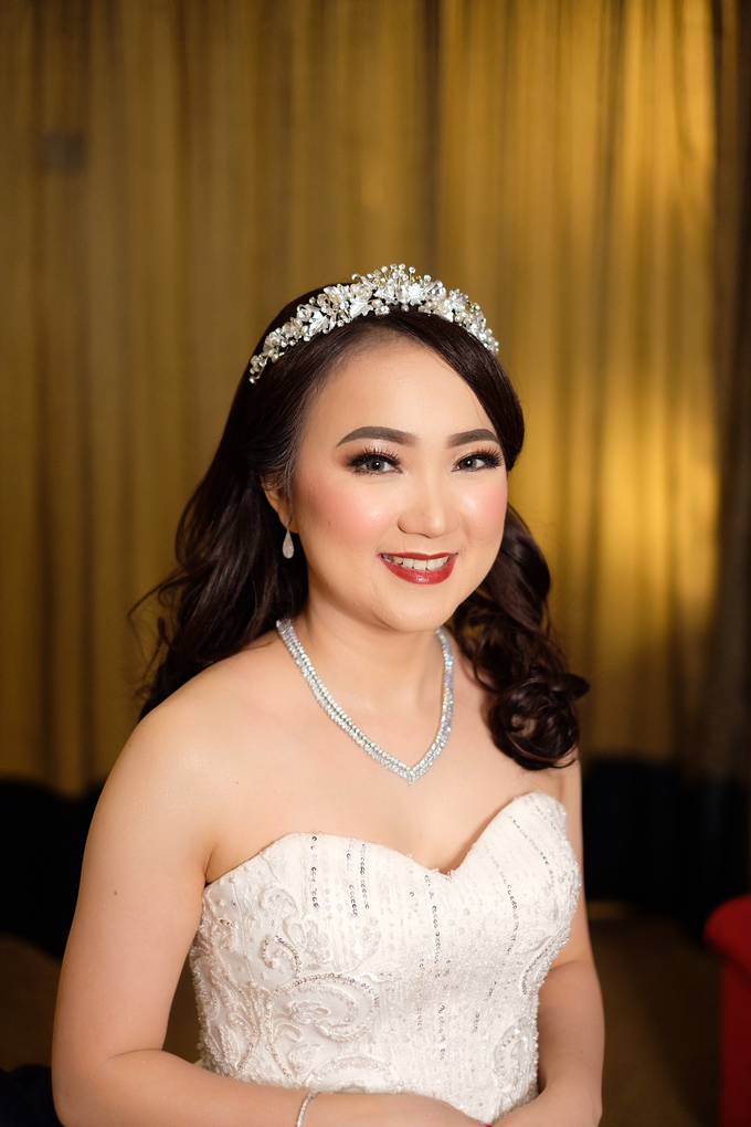 The Wedding of Fera & Juliarto by Lydia Merry Makeup Artist - 010