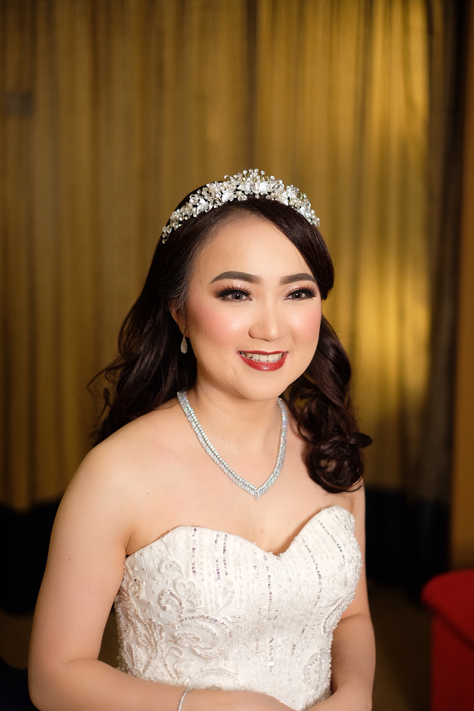 The Wedding of Fera & Juliarto by Lydia Merry Makeup Artist - 011
