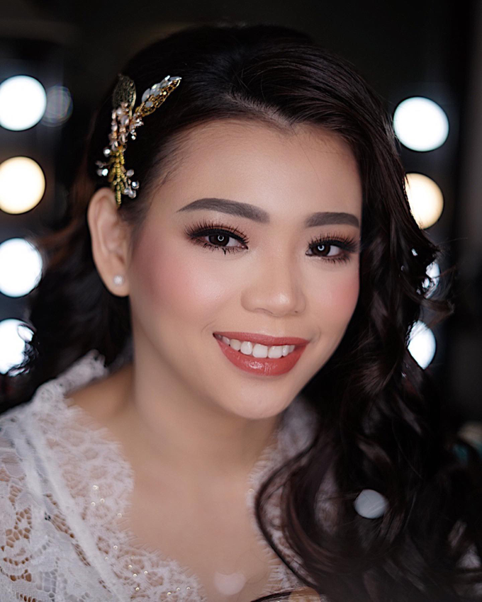 The Wedding of Mega & Hendra  by Lydia Merry Makeup Artist - 008