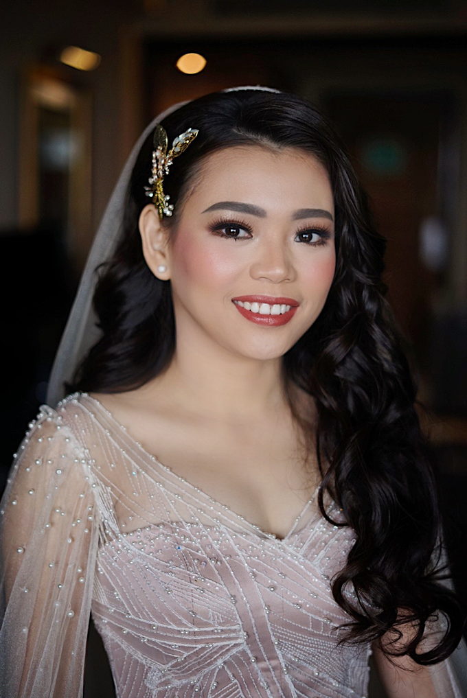 The Wedding of Mega & Hendra  by Lydia Merry Makeup Artist - 014