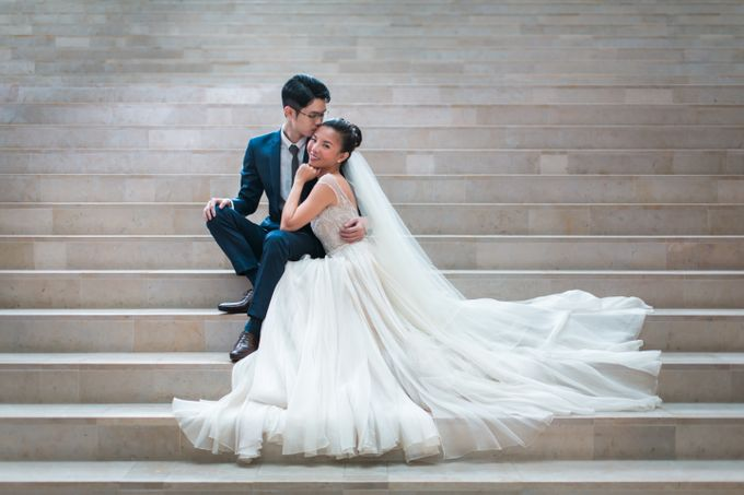 John & Lynn Pre-wedding Photography by Truly Enamoured - 001