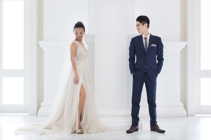 John & Lynn Pre-wedding Photography by Truly Enamoured - 003