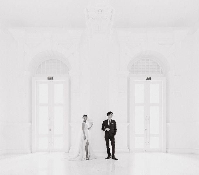 John & Lynn Pre-wedding Photography by Truly Enamoured - 004