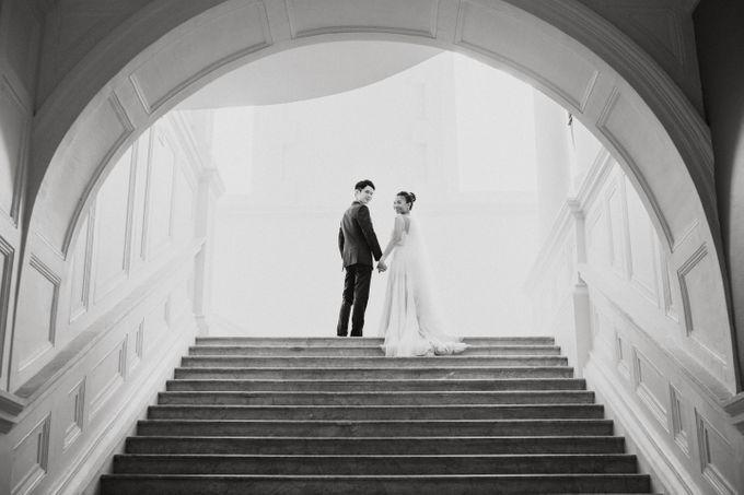 John & Lynn Pre-wedding Photography by Truly Enamoured - 008