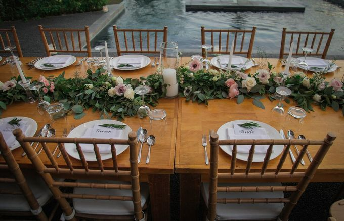 Sweet Garland Dinner by CITTA Wedding - 014