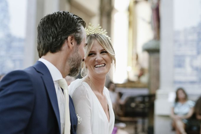 This wedding was a dream - a laid back couple who just wanted to make the most of their wedding day. Celebrate their union before God, family and frie by Sublime Luxury Weddings - 008