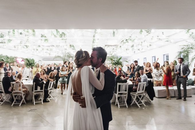 This wedding was a dream - a laid back couple who just wanted to make the most of their wedding day. Celebrate their union before God, family and frie by Sublime Luxury Weddings - 016