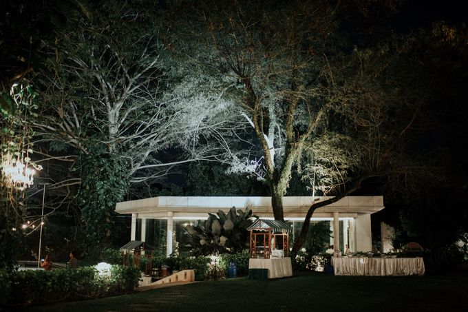 HELEN & MARKUS by Raffles Hills Cibubur - On Green Garden Venue - 013