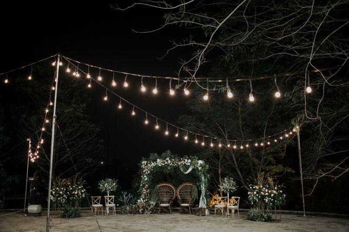 HELEN & MARKUS by Raffles Hills Cibubur - On Green Garden Venue - 014