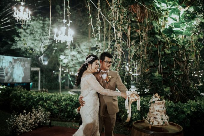 HELEN & MARKUS by Raffles Hills Cibubur - On Green Garden Venue - 003