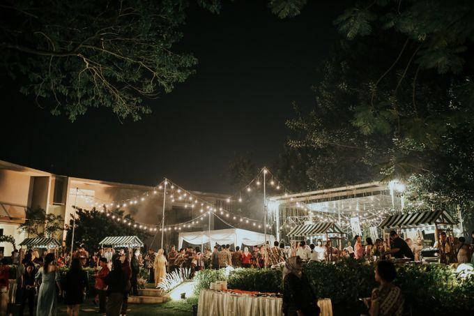 HELEN & MARKUS by Raffles Hills Cibubur - On Green Garden Venue - 015