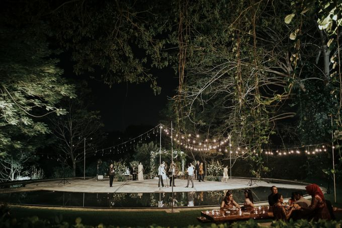 HELEN & MARKUS by Raffles Hills Cibubur - On Green Garden Venue - 016