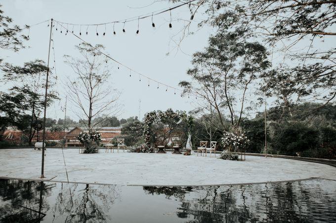 HELEN & MARKUS by Raffles Hills Cibubur - On Green Garden Venue - 019