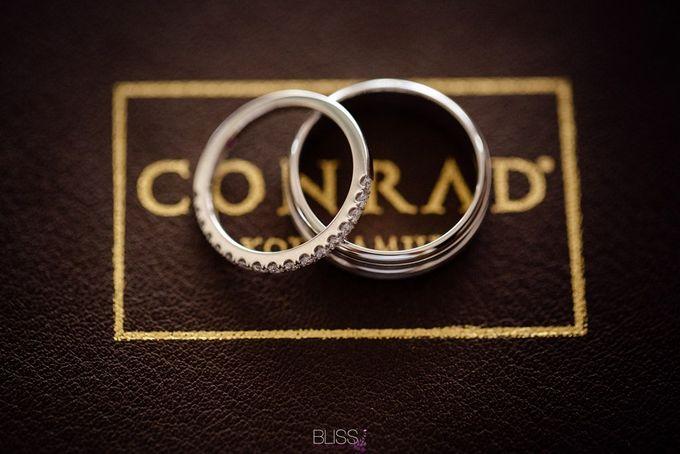 Melissa & Jason wedding at Conrad Koh Samui by BLISS Events & Weddings Thailand - 001