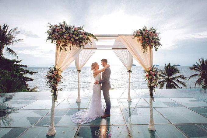 Melissa & Jason wedding at Conrad Koh Samui by BLISS Events & Weddings Thailand - 016