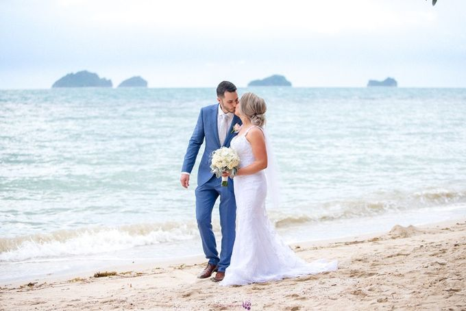Melissa & Jason wedding at Conrad Koh Samui by BLISS Events & Weddings Thailand - 017