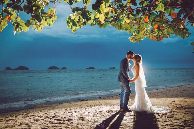 Melissa & Jason wedding at Conrad Koh Samui by BLISS Events & Weddings Thailand - 018