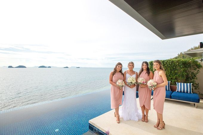 Melissa & Jason wedding at Conrad Koh Samui by BLISS Events & Weddings Thailand - 008