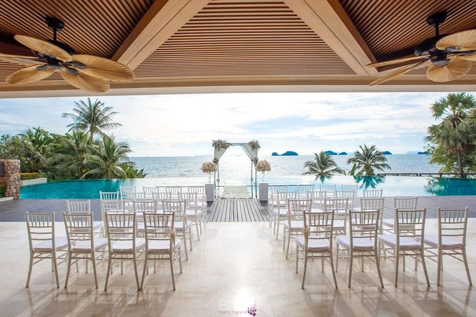 Melissa & Jason wedding at Conrad Koh Samui by BLISS Events & Weddings Thailand - 010