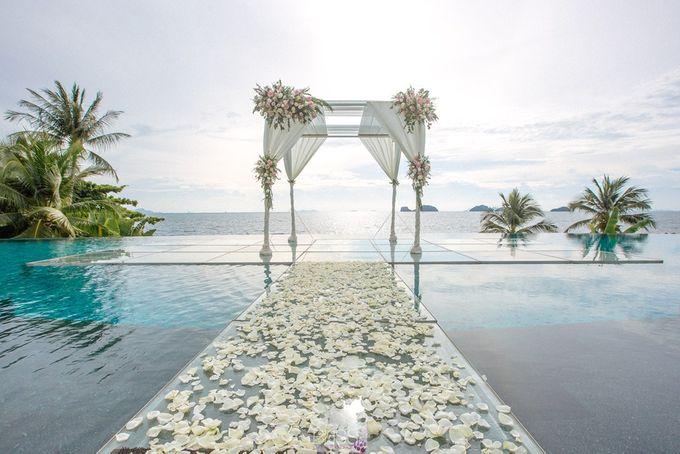 Melissa & Jason wedding at Conrad Koh Samui by BLISS Events & Weddings Thailand - 011